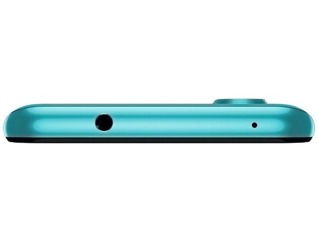 Imagem de Smartphone Motorola One Action 128GB Aqua Marine