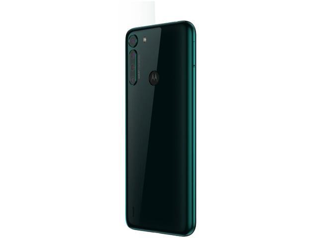 Imagem de Smartphone Motorola One Fusion 64GB Verde