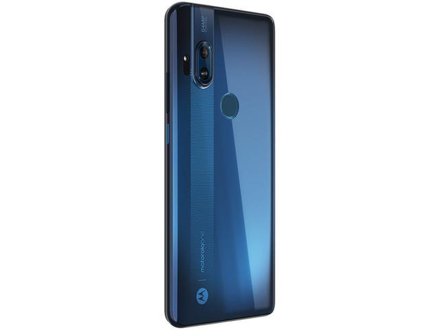 Imagem de Smartphone Motorola One Hyper 128GB Azul Oceano