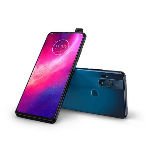 Celular Smartphone Motorola One Hyper Xt2027 128gb Azul - Dual Chip