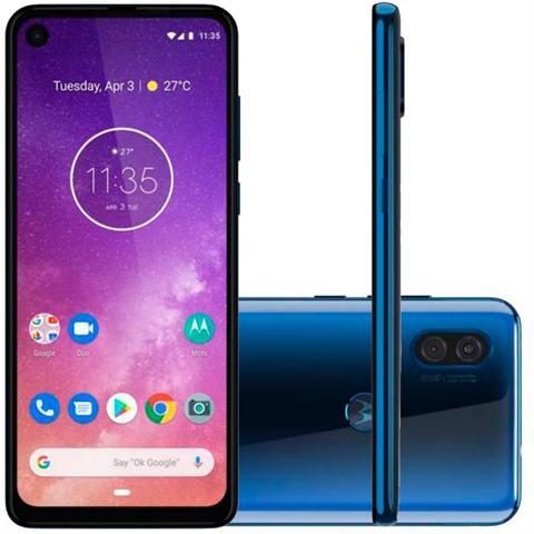Imagem de Smartphone Motorola One Vision 128GB 4GB RAM 6.3