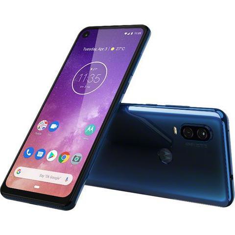Imagem de Smartphone Motorola One Vision 128GB Dual Chip Android Pie 9.0 Tela 6,3