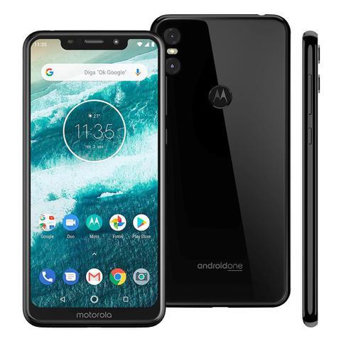 Imagem de Smartphone Motorola One XT1941, 64GB, 5,9