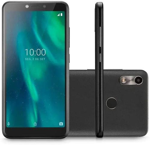 Celular Smartphone Multilaser F Nb769 16gb Preto - Dual Chip