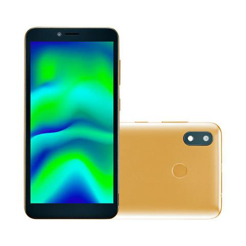 Celular Smartphone Multilaser F Pro 2 P9153 32gb Dourado - Dual Chip