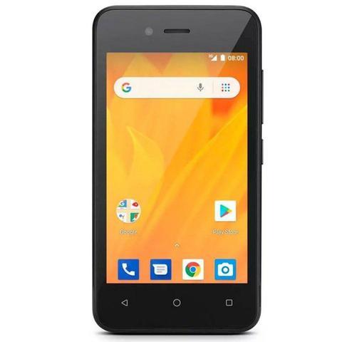 Imagem de Smartphone Multilaser MS40G Dual Chip Android 8.1 Tela 4 8GB 3G Câmera Dual 5MP+2MP