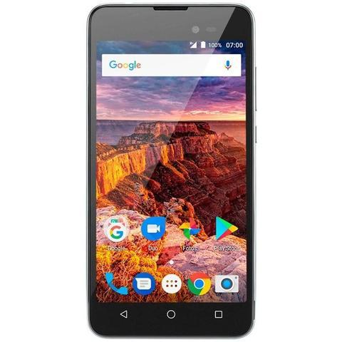 Imagem de Smartphone Multilaser Ms50l 3g Grafite, Android 7.0 Cam 8mp