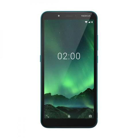 Celular Smartphone Nokia C2 32gb Verde - Dual Chip