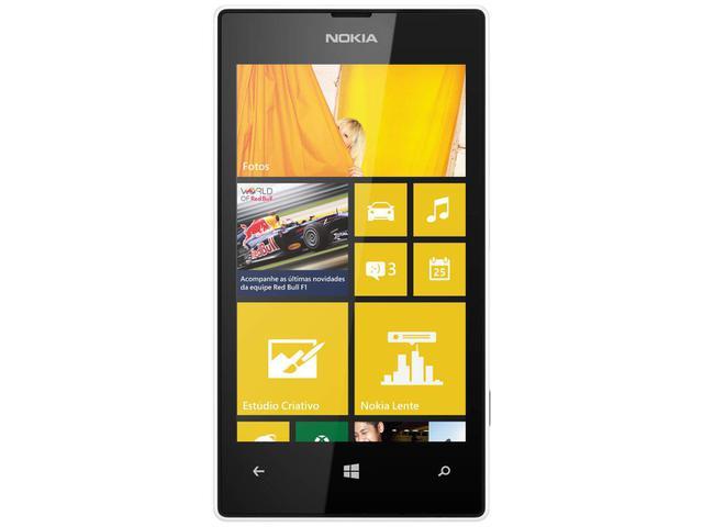 Imagem de Smartphone Nokia Lumia 520 3G Windows Phone 8