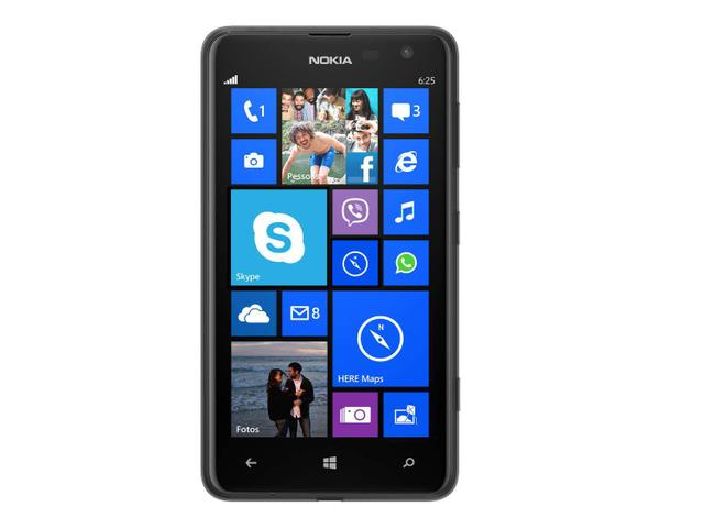Imagem de Smartphone Nokia Lumia 625 4G Windows Phone 8