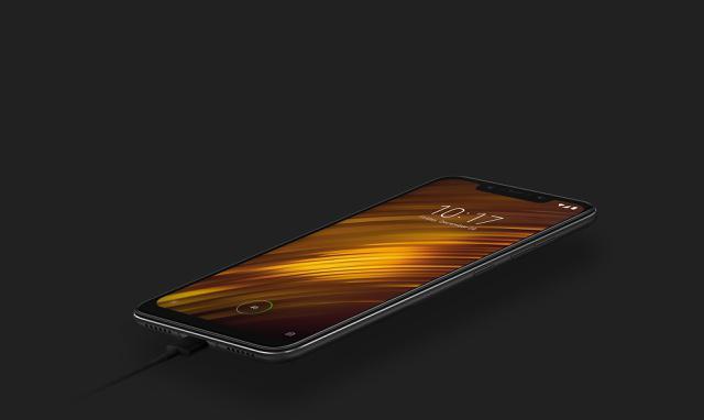 Imagem de Smartphone Pocophone F1 128GB Dual Grafite