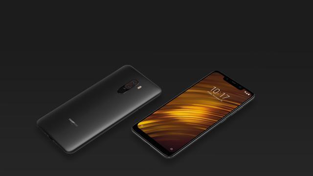 Imagem de Smartphone Pocophone F1 Dual Sim Preto De 128gb
