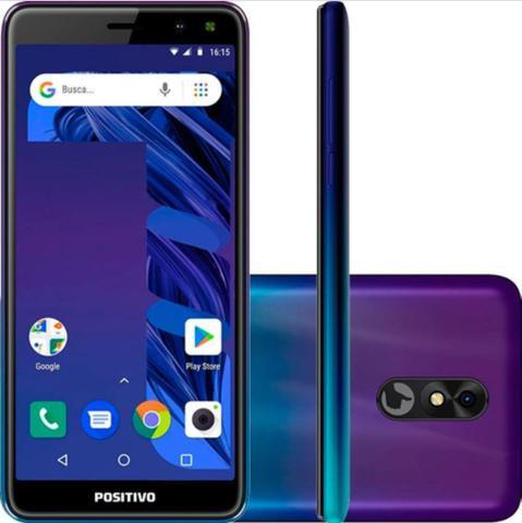 Celular Smartphone Positivo Twist 3 Pro S533 32gb Roxo - Dual Chip