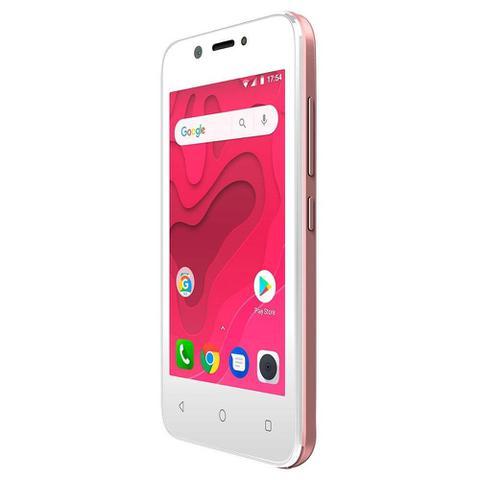 Imagem de Smartphone Positivo Twist Mini Dual Chip, Rosa, Tela 4