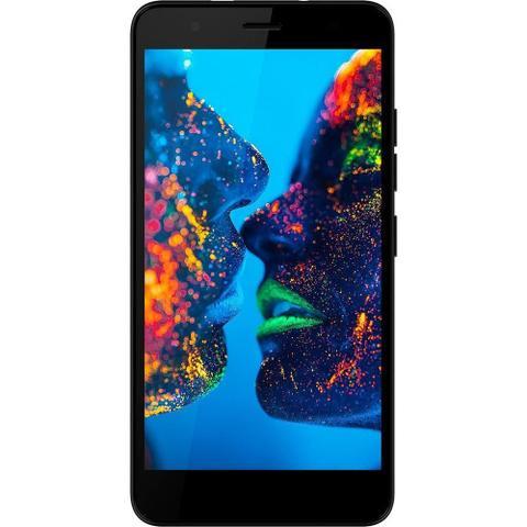 Imagem de Smartphone Quantum Dual Chip MUV Desbloqueado Android, Tela de 5.5, 16GB,13MP - Azul Escuro