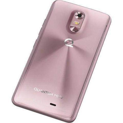 Imagem de Smartphone Quantum Muv, Quad Core, Android 6.0, Tela 5.5, 16GB, 13MP, 4G, Dual Chip, Vivo Desbl - Ro