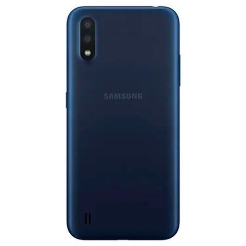 Imagem de Smartphone Samsung A01 32GB Sma015mzbezto