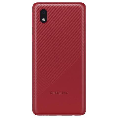 Imagem de Smartphone samsung a013 vermelho 32gb 22145