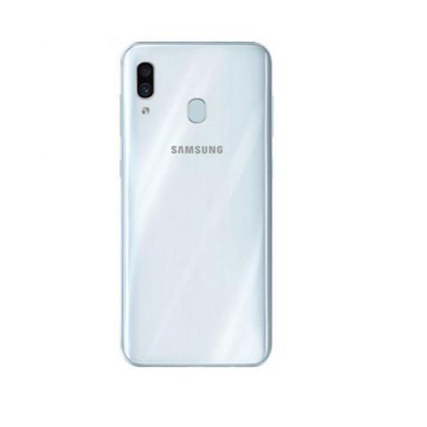 Imagem de Smartphone / Samsung / A30 / Tela de 6.4 / Dual Sim / 32GB - Branco