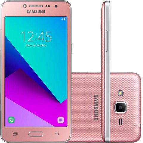 Imagem de Smartphone samsung g532m galaxy j2 prime rosa 16 gb