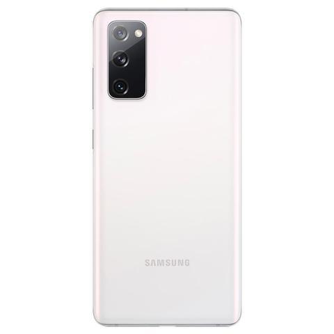 Imagem de Smartphone samsung g780f galaxy s 20 fe branco 128gb