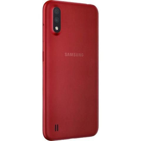 Imagem de Smartphone Samsung Galaxy A01 32GB 2GB RAM Tela Infinita de 5.7