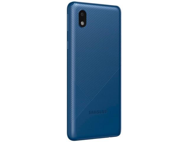 Imagem de Smartphone Samsung Galaxy A01 Core 32GB Azul