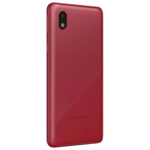 Imagem de Smartphone Samsung Galaxy A01 Core 32GB SM-A013M/DS Vermelho