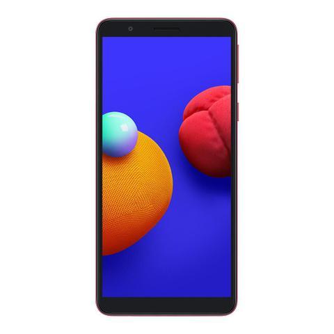 Imagem de Smartphone Samsung Galaxy A01 Core 32GB Tela Infinita 5.3