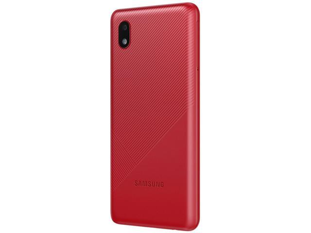 Imagem de Smartphone Samsung Galaxy A01 Core 32GB Vermelho