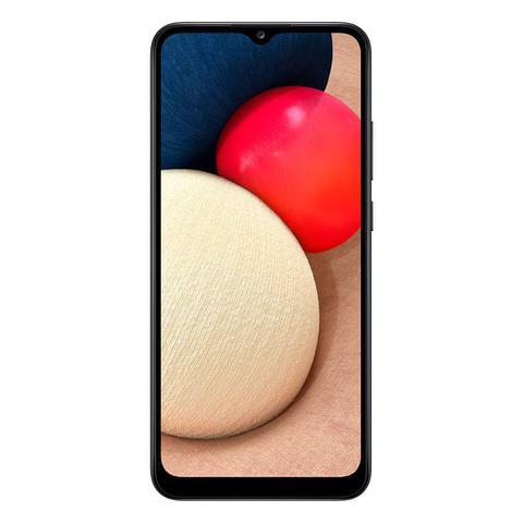 """Imagem de Smartphone Samsung Galaxy A02s 32GB 4G Octa-Core 3GB RAM 6.5"""" Câm. Tripla - Preto"""