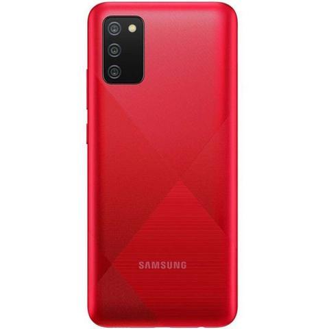 Imagem de Smartphone Samsung Galaxy A02S Android 65 Polegadas 32GB 3GB RAM Octa-Core 4G