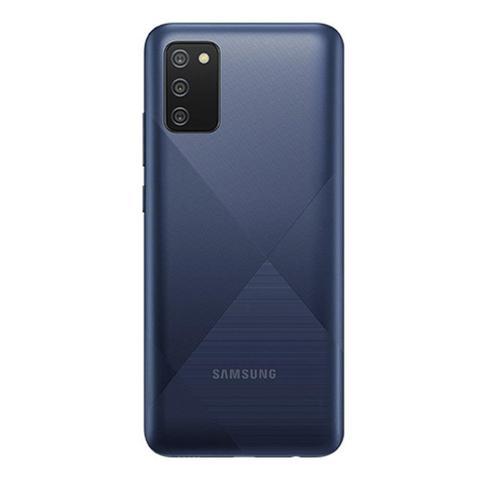 Imagem de Smartphone Samsung Galaxy A02S Azul, Tela 6.5