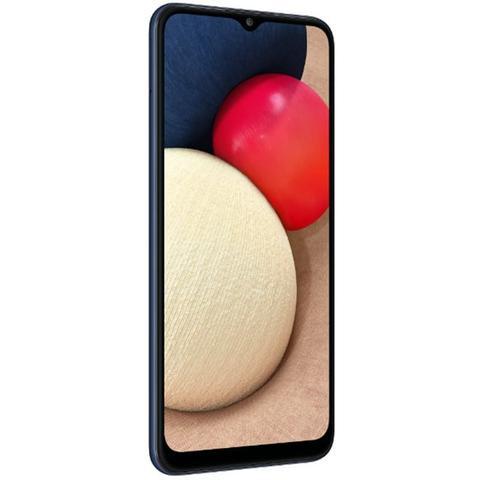 Imagem de Smartphone Samsung Galaxy A02s Câmera Tripla de Tela Infinita de 6.5