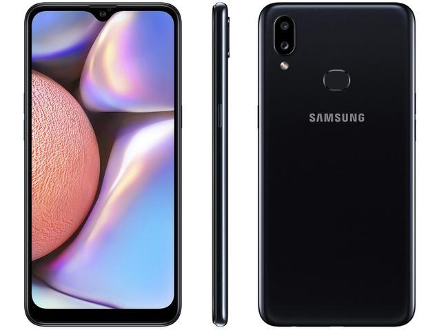 Celular Smartphone Samsung Galaxy A10s A107m 32gb Preto - Dual Chip
