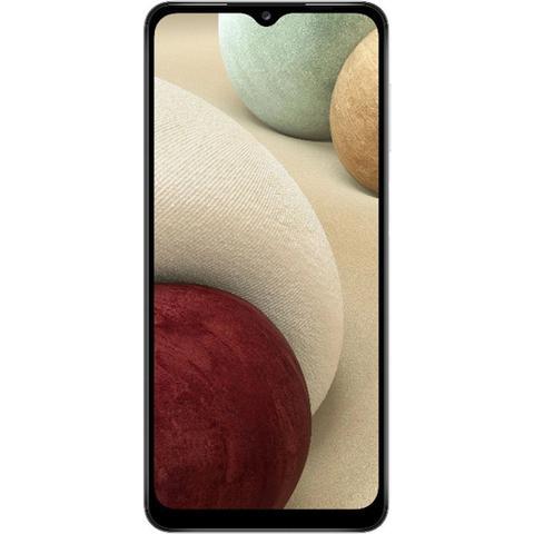 Imagem de Smartphone Samsung Galaxy A12 64GB 4G Wi-Fi Tela 6.5'' Dual Chip 4GB RAM Câmera Quádrupla - Branco