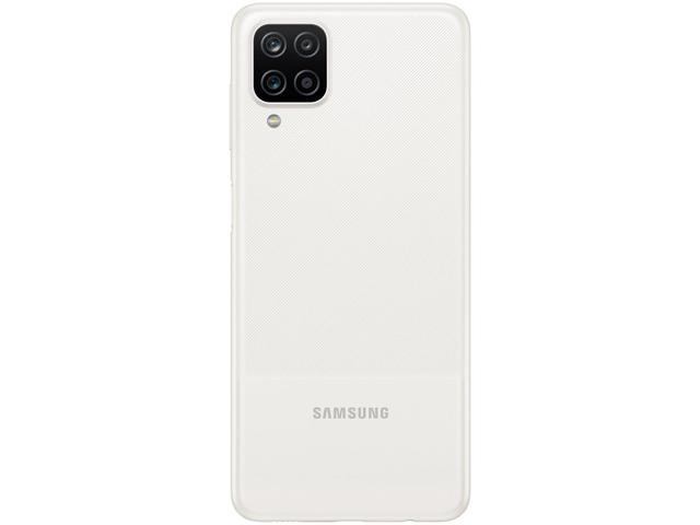 Imagem de Smartphone Samsung Galaxy A12 64GB Branco 4G