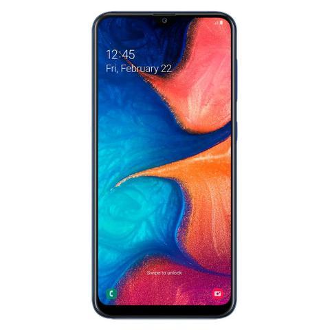 Imagem de Smartphone Samsung Galaxy A20 32GB Dual Chip 4G Tela 6,4