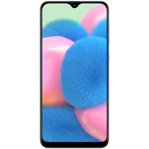 Imagem de Smartphone Samsung Galaxy A30s, 64GB, 25MP, Tela 6.4, TV Digital, Branco - SM-A307GZWBZTO