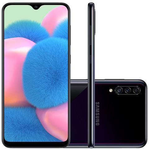Imagem de Smartphone samsung galaxy a30s 64gb android 9.0 tela 6.4 polegadas octa-core câmera tripla 25mp+5mp+8mp ultra wide
