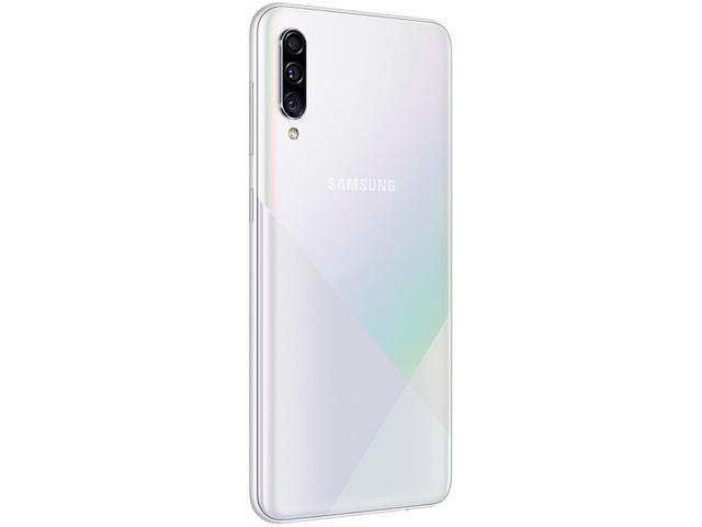 Imagem de Smartphone Samsung Galaxy A30s 64GB Branco 4G