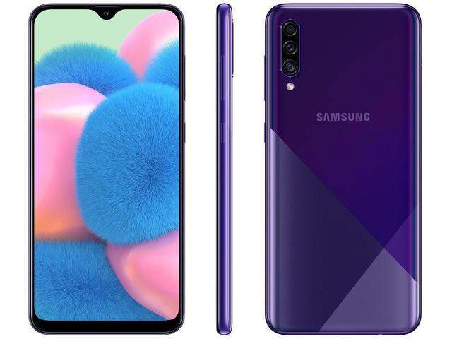 Imagem de Smartphone Samsung Galaxy A30s 64GB Violeta 4G