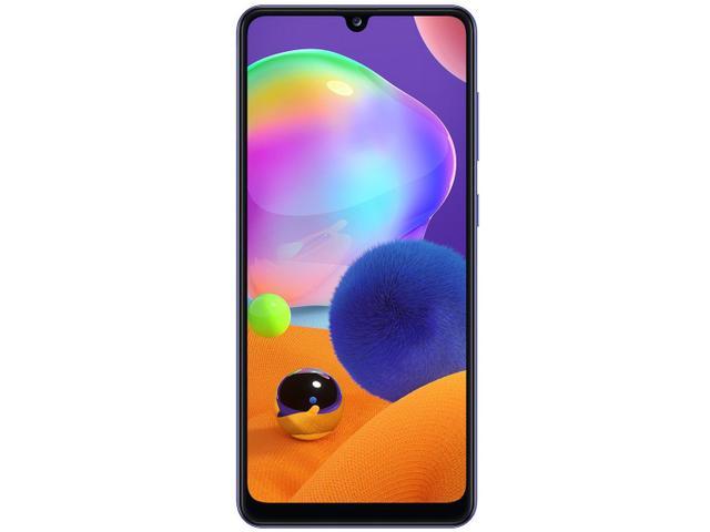 Imagem de Smartphone Samsung Galaxy A31 128GB Azul 4G