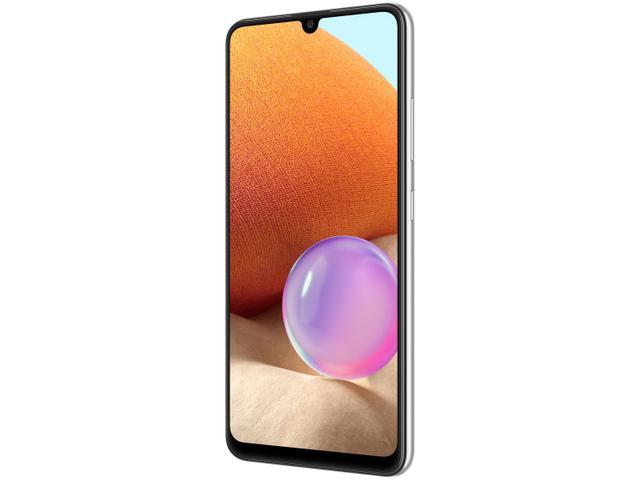 Imagem de Smartphone Samsung Galaxy A32 128GB Branco 4G