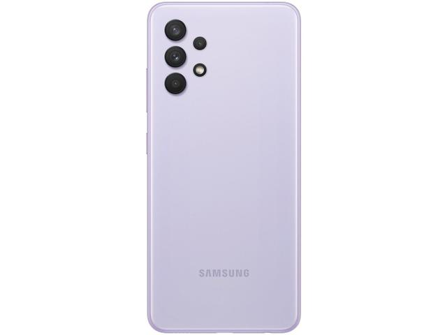 Imagem de Smartphone Samsung Galaxy A32 128GB Violeta 4G