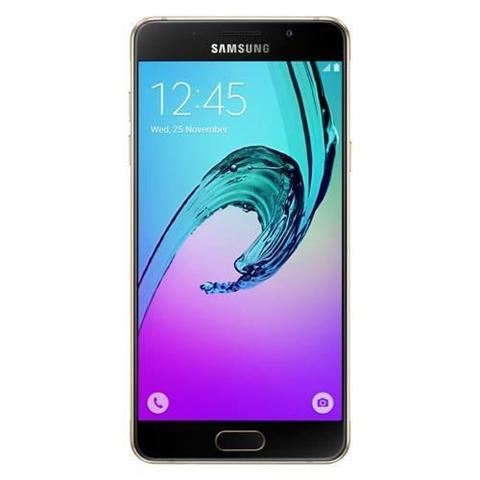Imagem de Smartphone Samsung Galaxy A5 2016 Duos Dual Chip Android 5.1 Lollipop 4G Câmera 13MP - Dourado
