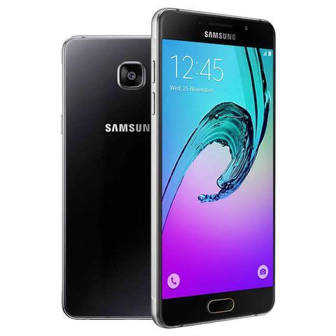 Imagem de Smartphone Samsung Galaxy A5 2016, Preto, A510M, Tela de 5.2