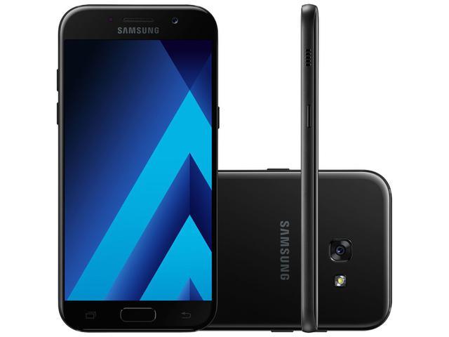 Imagem de Smartphone Samsung Galaxy A5 2017 32GB Preto