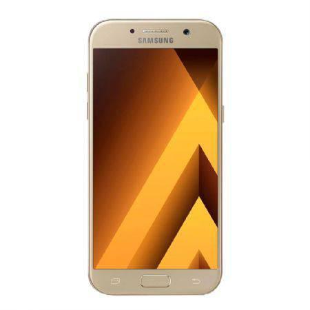 Imagem de Smartphone Samsung Galaxy A5 2017, Dourado, A520F, Tela de 5.2