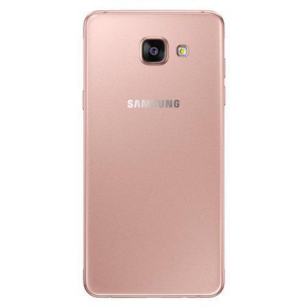 Imagem de Smartphone Samsung Galaxy A5 Duos Rosê, 4G, 16GB, 13MP - A510M/DS